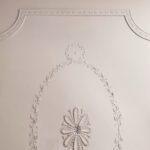 plasterwork ceiling